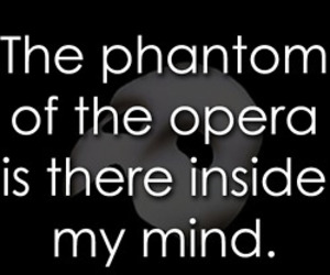 The Phantom of the Opera and things musicals taught me image