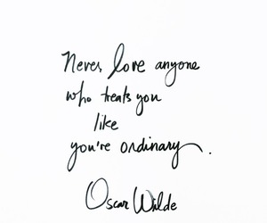 love, ordinary, and words image