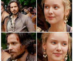 anne, the musketeers, and bbc image