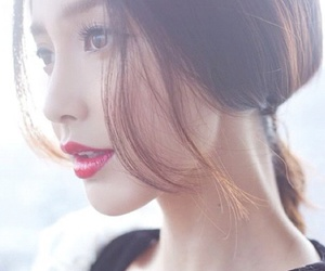 chinese, model, and angelababy image