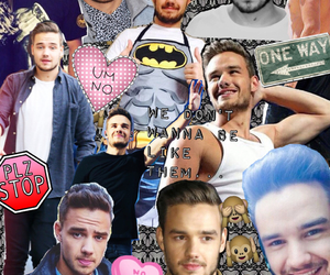 1d and liam image