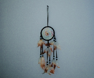 dream catcher, hipster, and Dream image