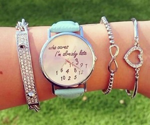 acc, reloj, and bff image