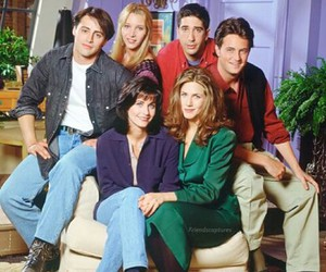 friends, f.r.i.e.n.d.s, and monica image