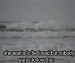 love, sad, and quote image