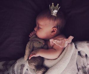 baby and princess image