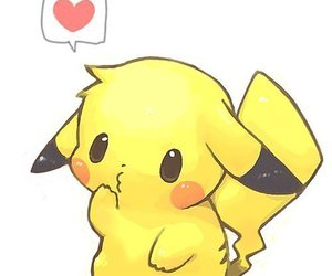 pikachu, pokemon, and kawaii image