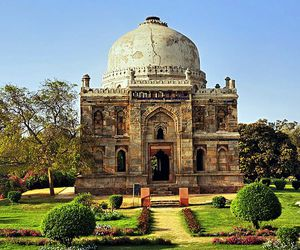 gorgeous, india, and tomb image