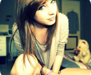 girl and pretty image
