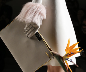 fashion, runway, and bag image