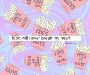 broken, funny, and food image