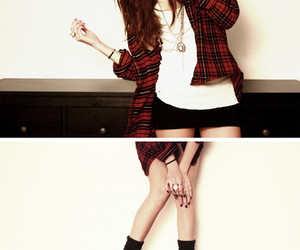 fashion, H&M, and girl image