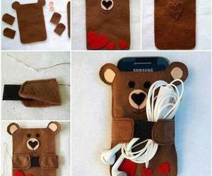 diy, bear, and tutorial image