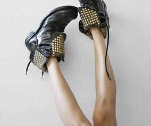 shoes, boots, and studs image