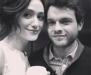 emmy rossum, alden ehrenreich, and beautiful creature image