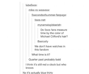 tumblr, text post, and luke hemmings image