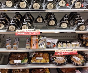 food, japan, and sushi image