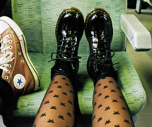 shoes, girl, and converse image