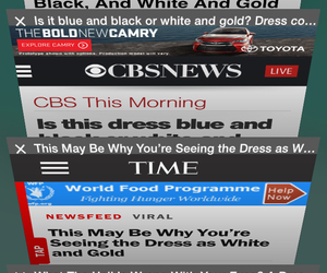 black and blue, idk, and white and gold image