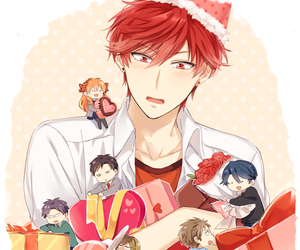 anime, gekkan shoujo nozaki-kun, and manga image