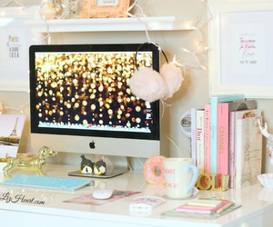 room, girly, and cute image