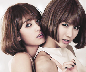 Nana, jungah, and orange caramel image