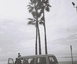 black and white, car, and beautiful photos image