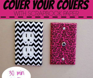 diy, cover, and craft image