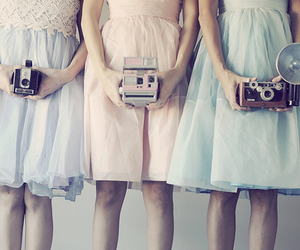 dresses and pastels image