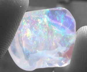 stone, crystal, and pale image