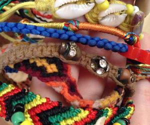 bracelet, free, and girls image