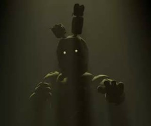 five nights at freddy's, springtrap, and fnaf image