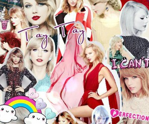 Collage, taylor, and tay image