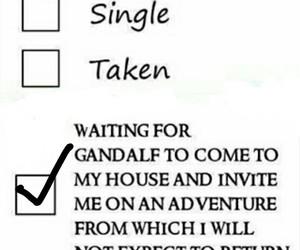 adventure, gandalf, and lol image