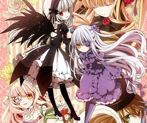 anime and rozen maiden image