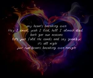 broken heart, Lyrics, and bon jovi image