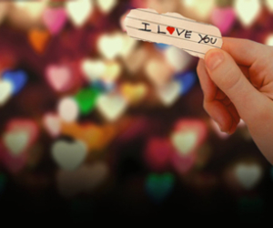 I Love You, cute, and love image