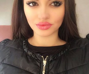 albanian, celebrity, and selfie image