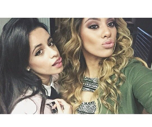 camila cabello, dinah jane hansen, and fifth harmony image