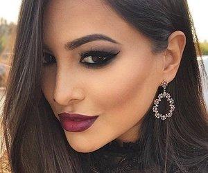 hair, make up, and makeup image