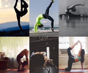 fit, motivation, and flexible image