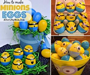 easter and minions image