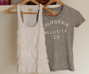 fashion, hollister, and clothes image
