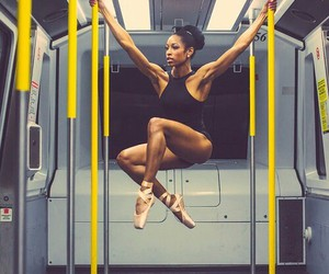 ballet and fit image