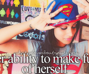 youtubers, iisuperwomanii, and lilly singh image