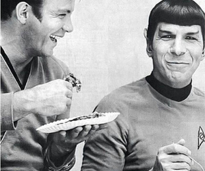 star trek, leonard nimoy, and spock image