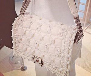 chanel, bag, and white image