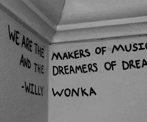 dreamers, dreams, and music image
