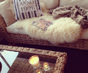 candle, home, and luxury image