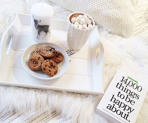 book, food, and Cookies image